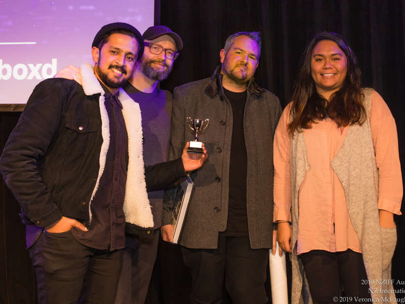 The 2019 Auckland Film Quiz Winners