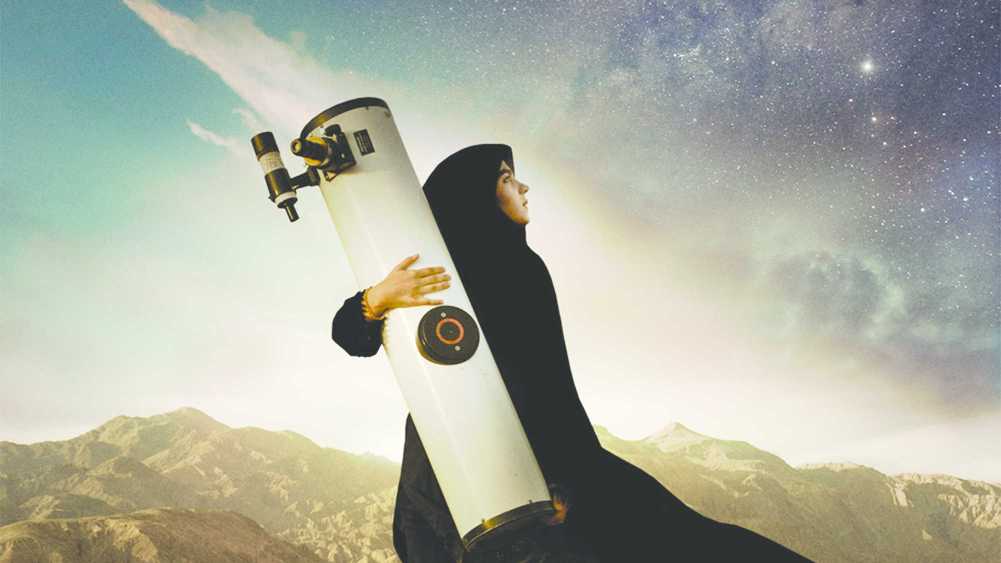 Sepideh - Reaching for the Stars (image 1)
