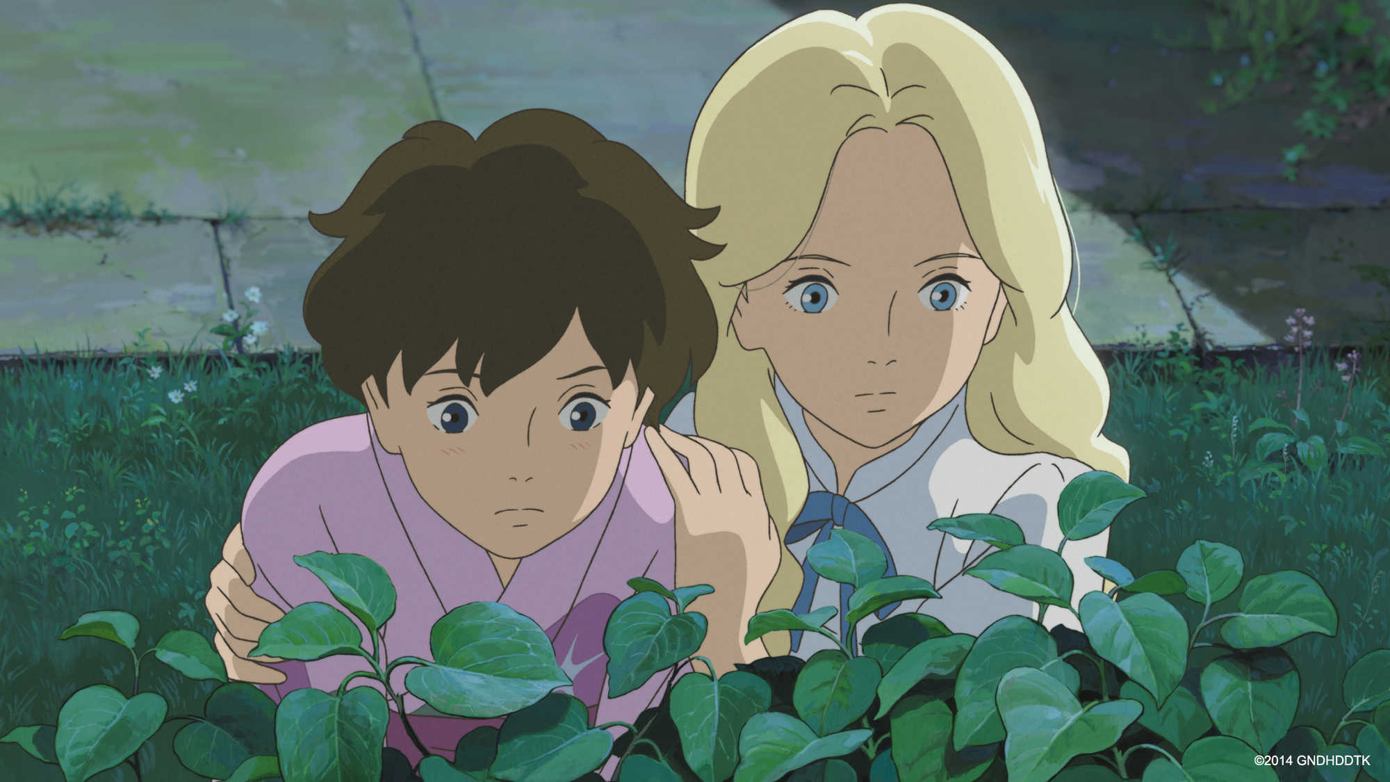 When Marnie Was There (Dubbed) (image 2)