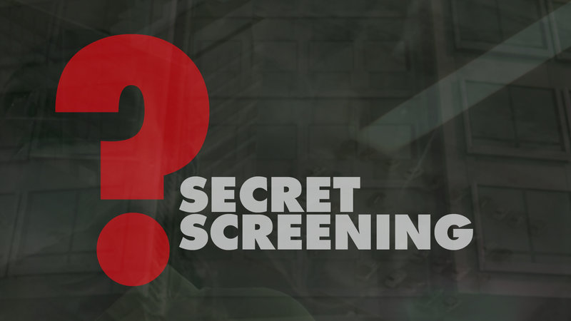 Secret Screening (image 1)