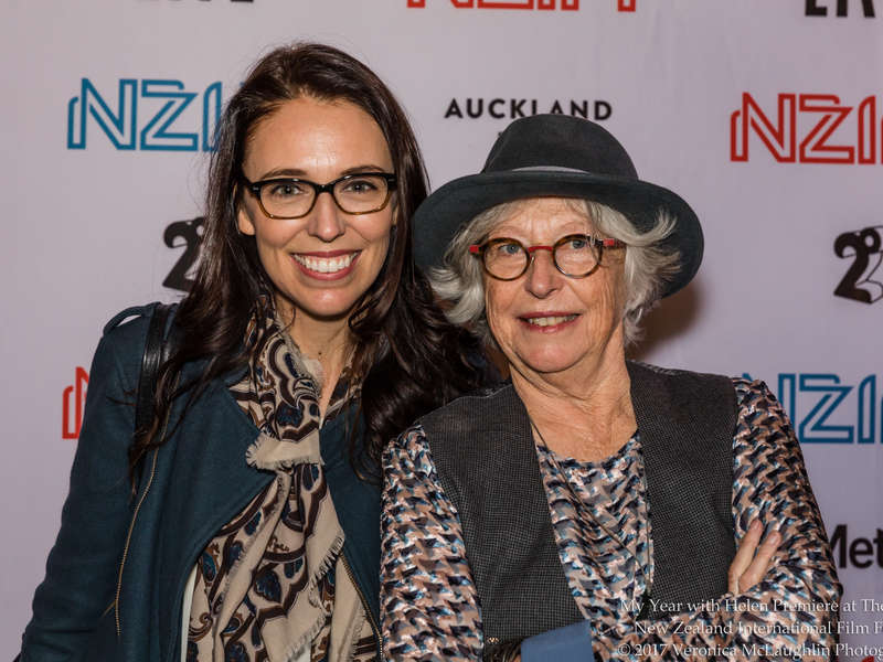 My Year with Helen New Zealand Premiere