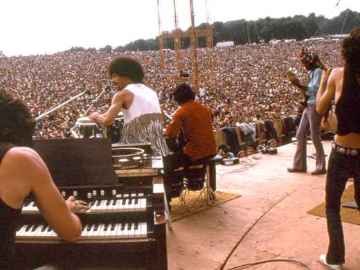 Woodstock: Three Days of Peace and Music (Director's Cut)