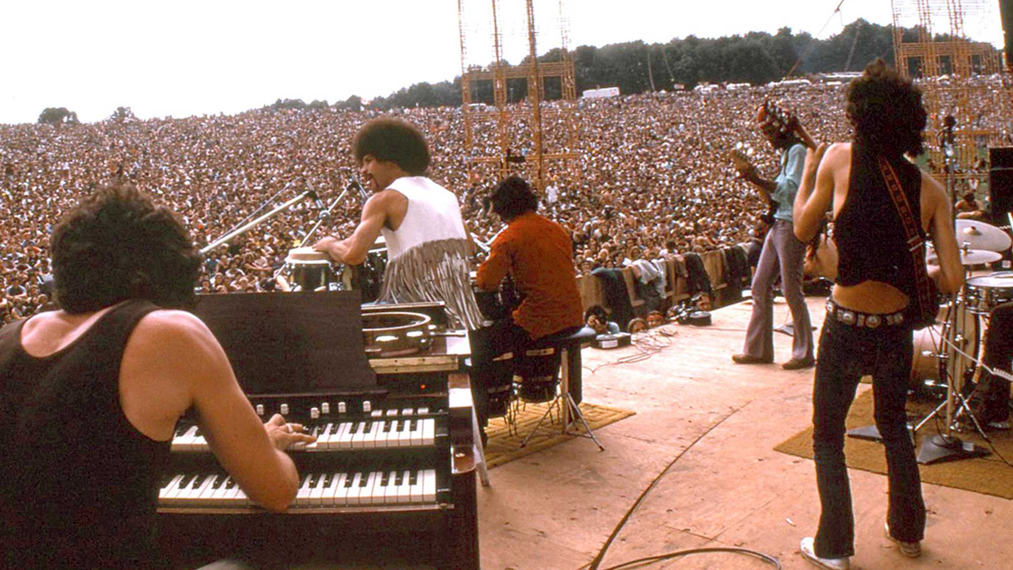 Woodstock: Three Days of Peace and Music (Director's Cut) (image 1)