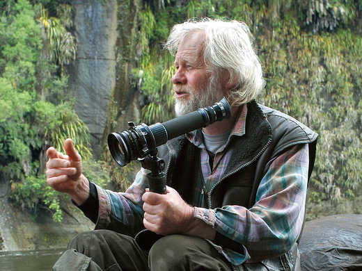 Barefoot Cinema: The Art and Life of Cinematographer Alun Bollinger