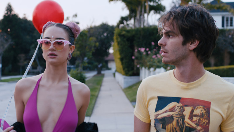 Under the Silver Lake • New Zealand International Film Festival