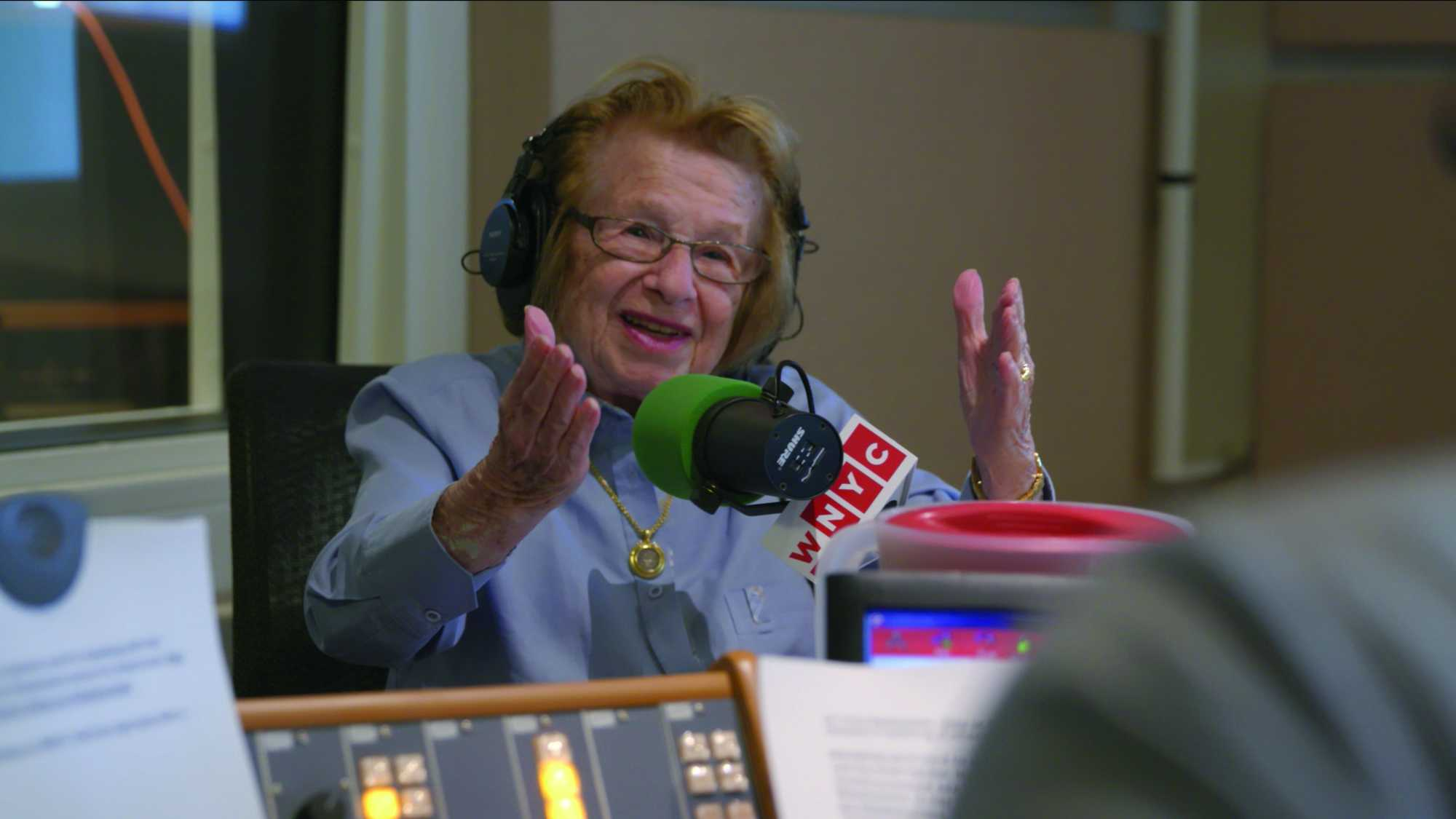 Ask Dr. Ruth (image 1)