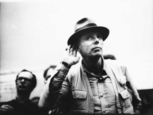 Beuys: Art As a Weapon