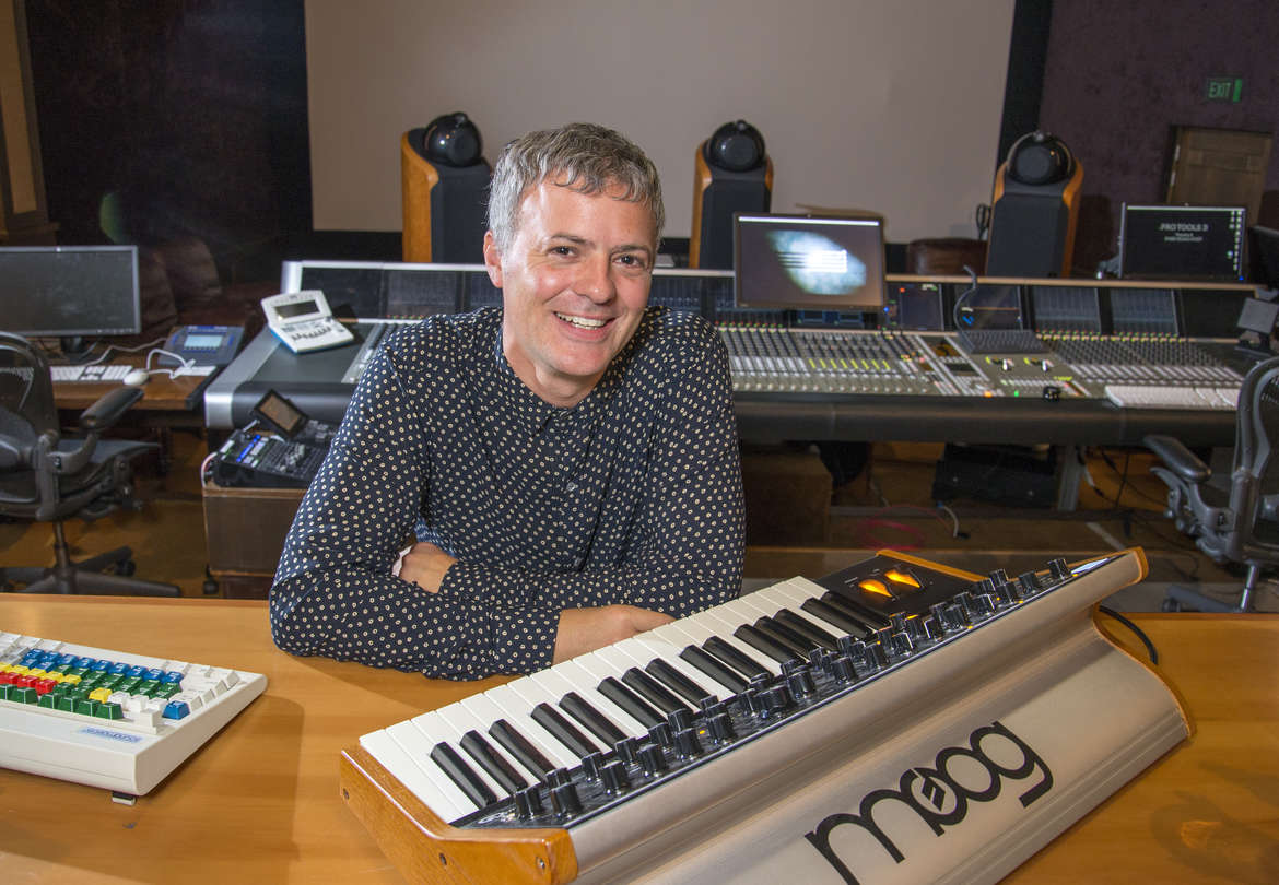Meet Stephen Gallagher: composer and music producer on She Shears