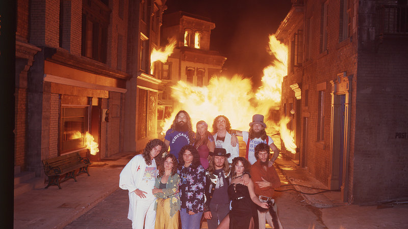 If I Leave Here Tomorrow: A Film About Lynyrd Skynyrd (image 1)