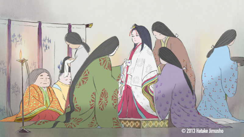 The Tale of The Princess Kaguya (image 6)