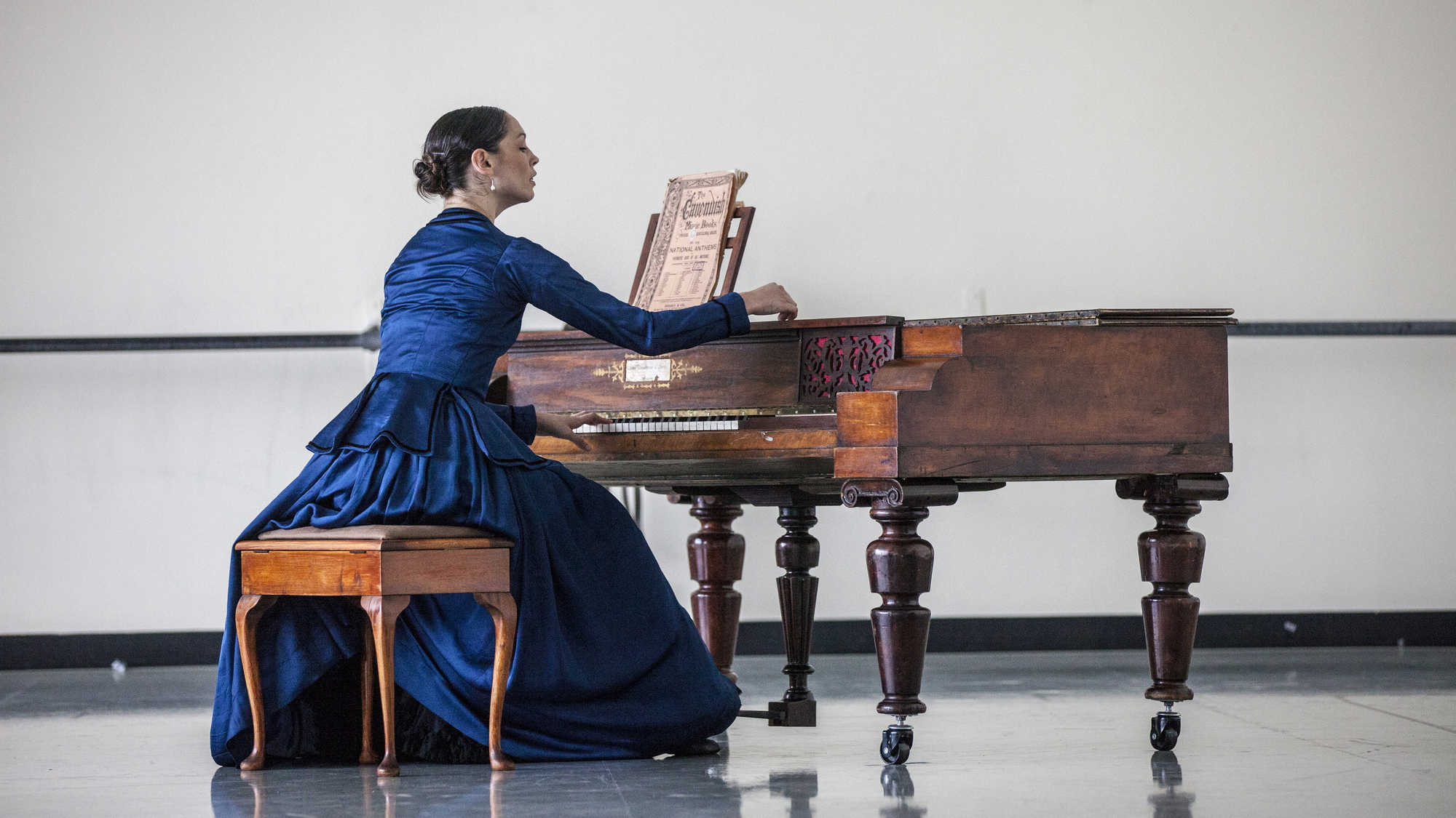 The Heart Dances – the journey of The Piano: the ballet (image 2)