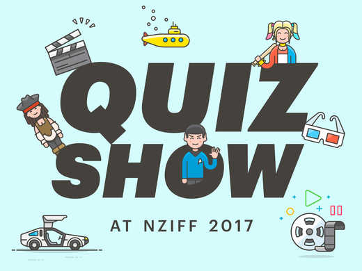 The 2017 Auckland Film Quiz