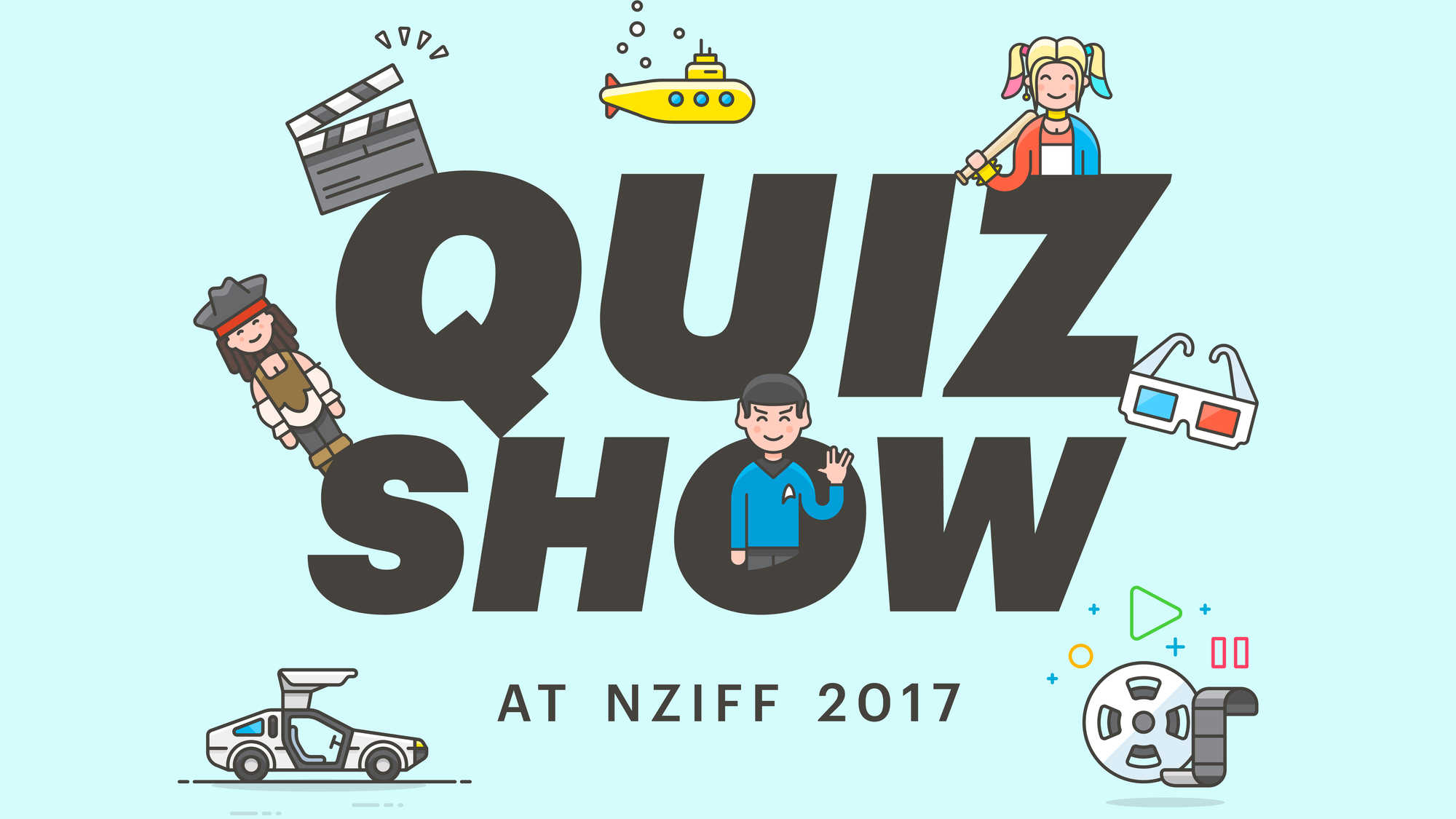 The 2017 Auckland Film Quiz (image 1)