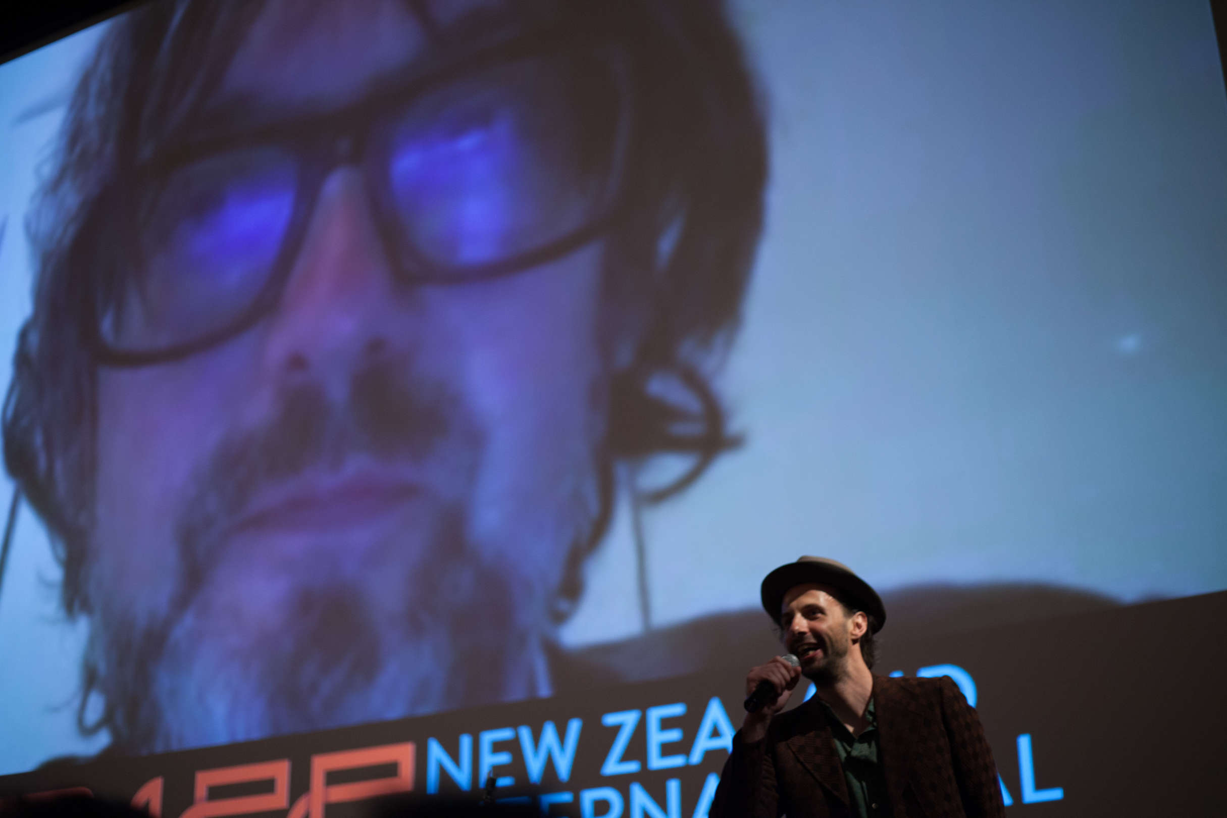 Jarvis Cocker joined us at NZIFF 2014
