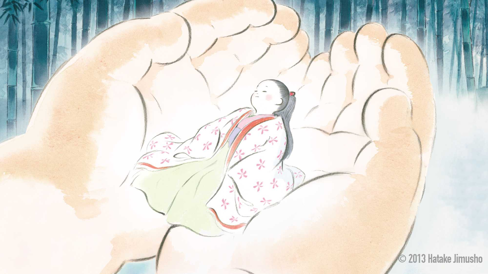 The Tale of The Princess Kaguya (image 2)