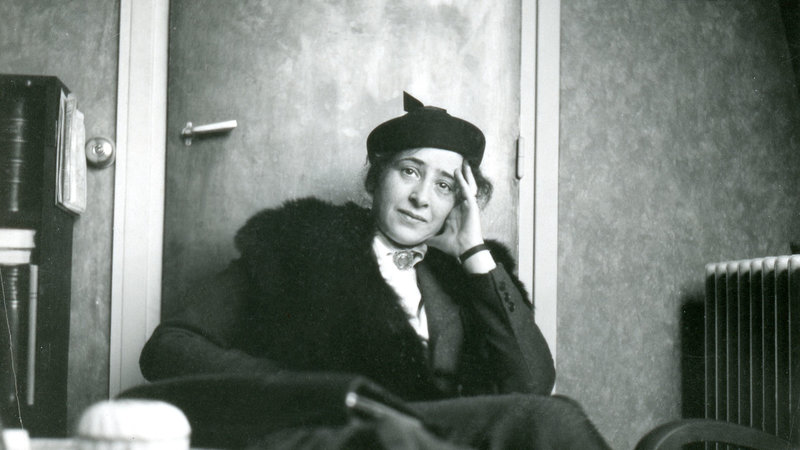 Vita Activa: The Spirit of Hannah Arendt (image 1)