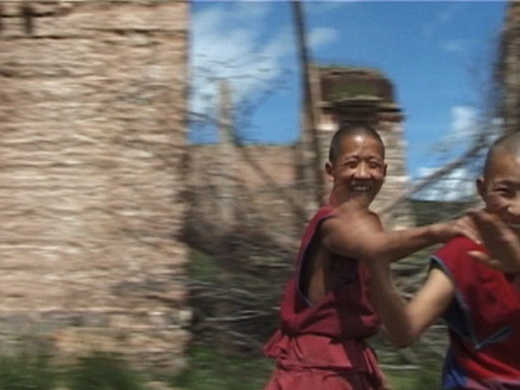 Angry Monk: Reflections on Tibet