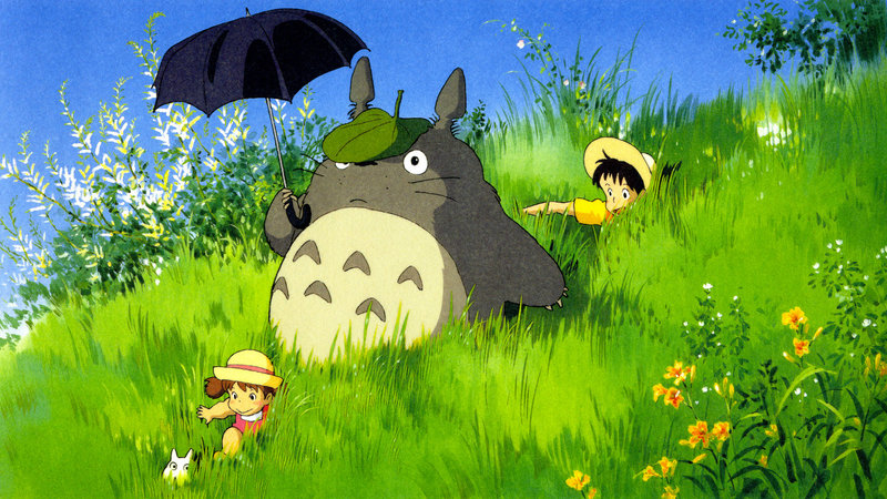 My Neighbor Totoro (image 1)