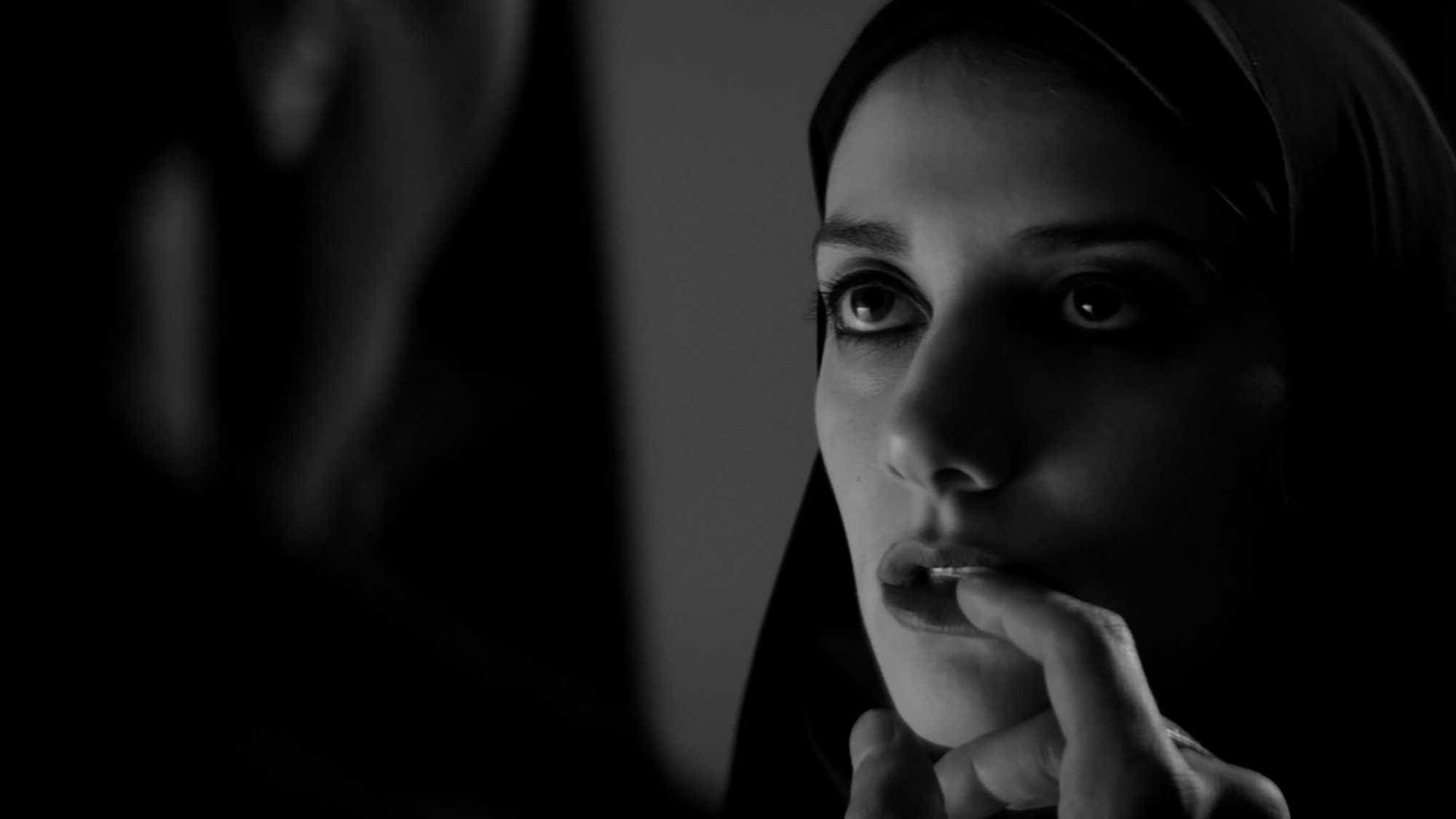 A Girl Walks Home Alone at Night (image 2)