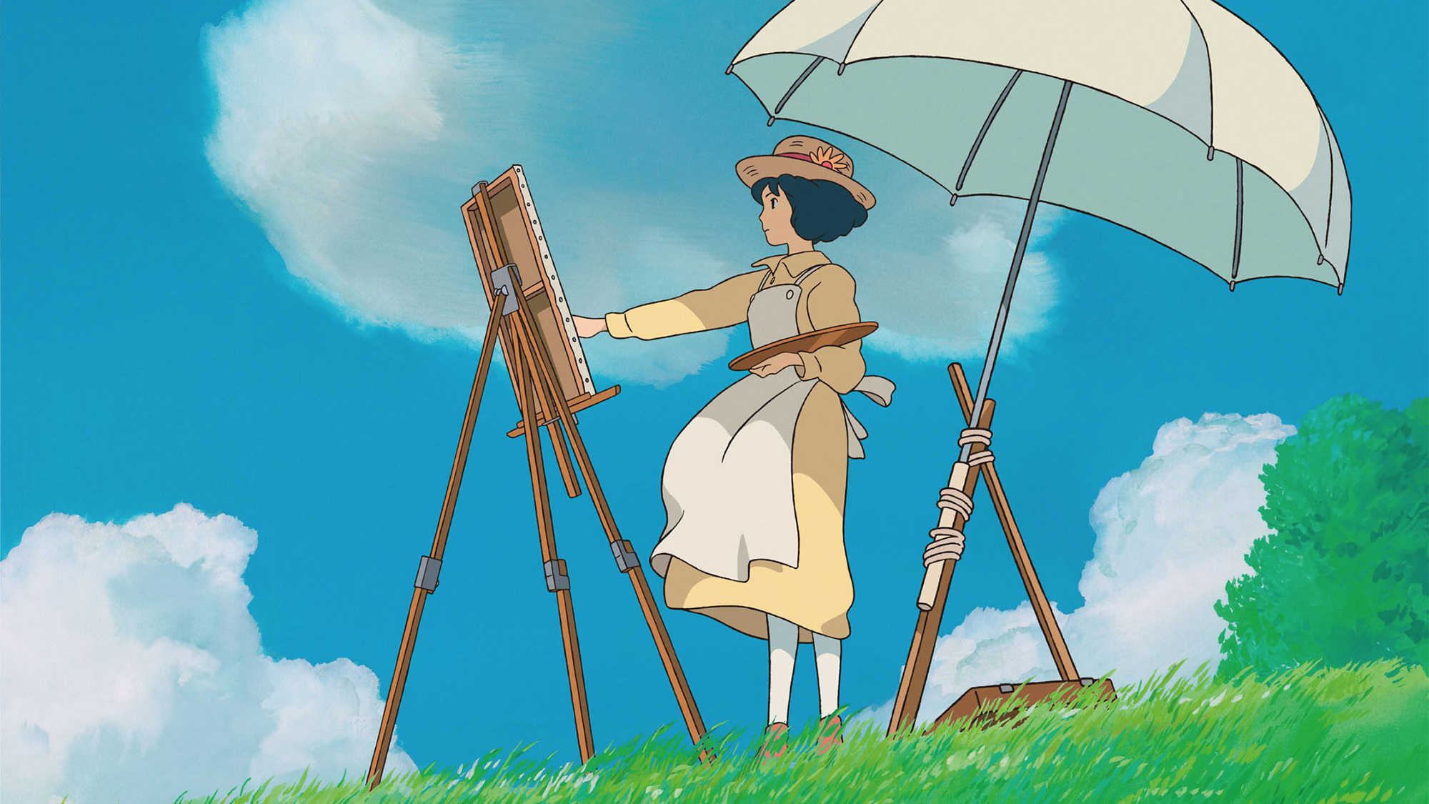 The Wind Rises (Subtitled Version) (image 1)