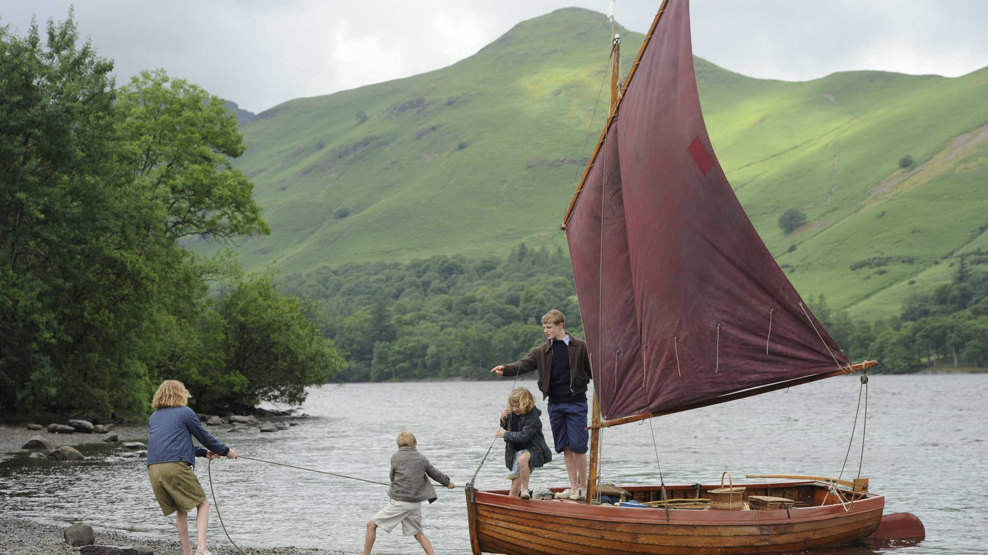 Swallows and Amazons (image 4)