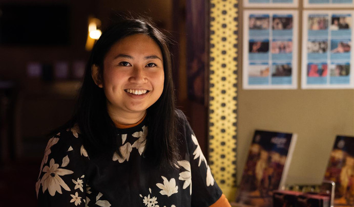 Meet the NZIFF Interns: Jean Teng, Auckland Intern 2018