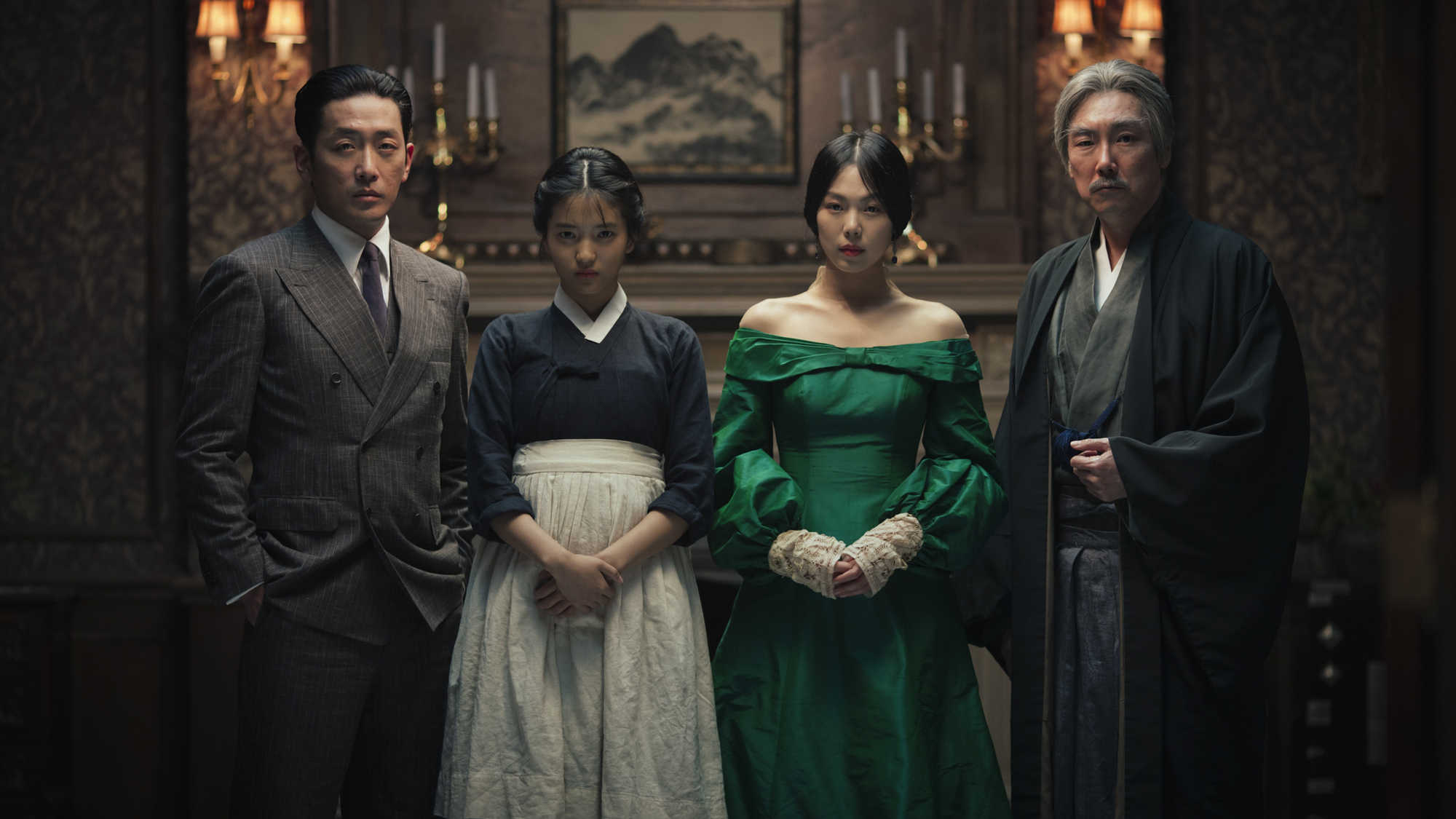 The Handmaiden (image 1)