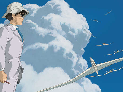 The Wind Rises (dubbed version)