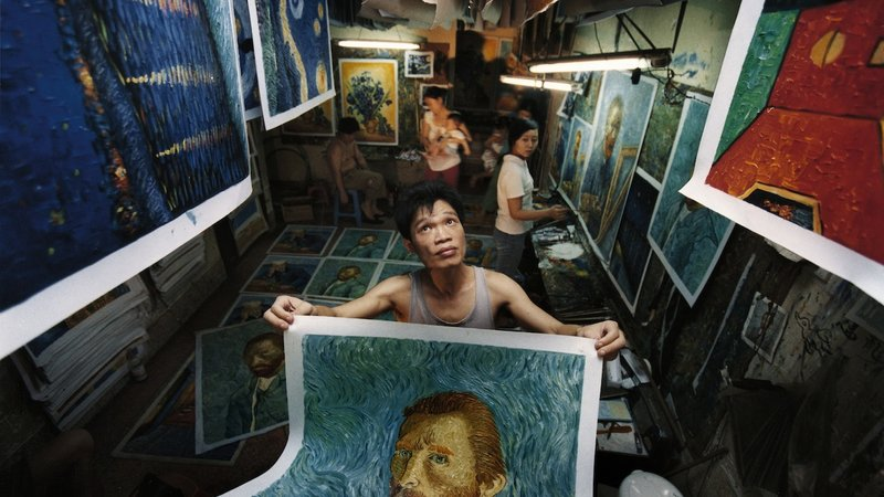 China's Van Goghs (image 1)