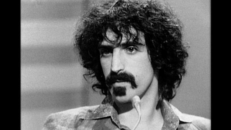 Eat That Question: Frank Zappa in His Own Words (image 1)