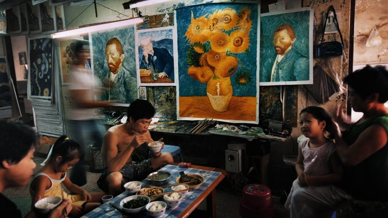 China's Van Goghs (image 2)