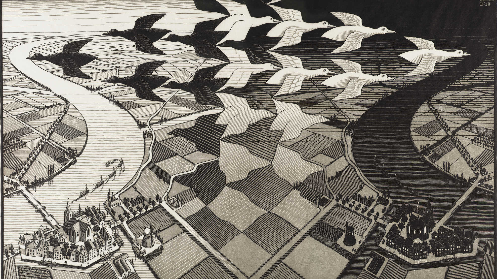 Escher: Journey into Infinity (image 1)
