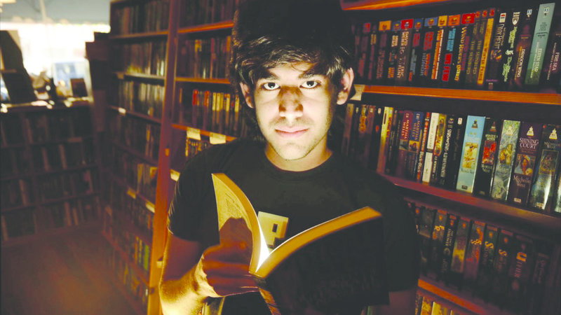 The Internet's Own Boy: The Story of Aaron Swartz (image 1)