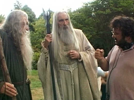 The Making of The Lord of the Rings, Part One: The Fellowship of the Rings