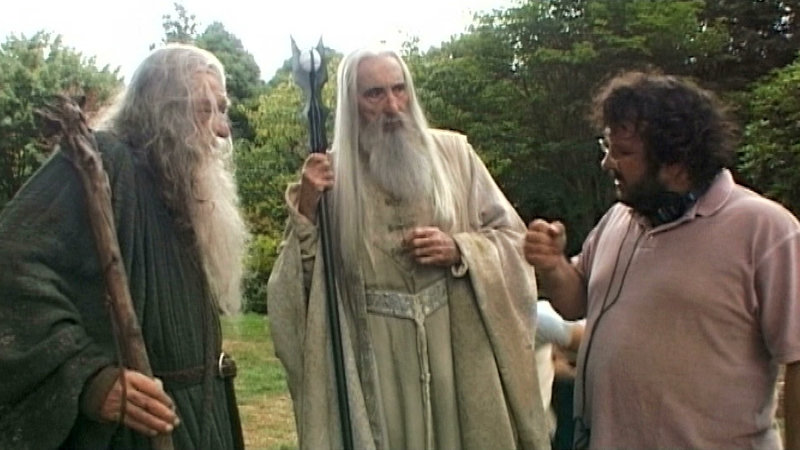 The Making of The Lord of the Rings, Part One: The Fellowship of the Rings (image 1)