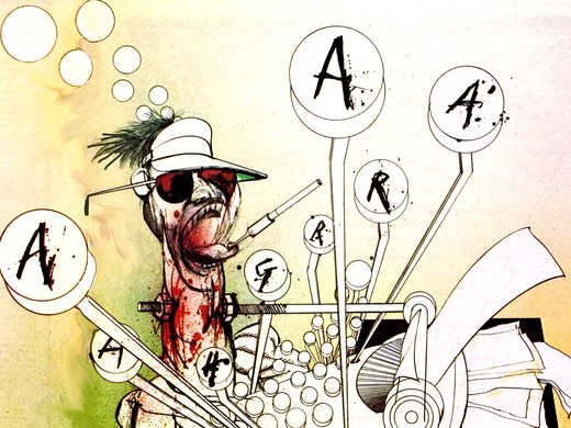 Gonzo: The Life and Work of Dr Hunter S. Thompson
